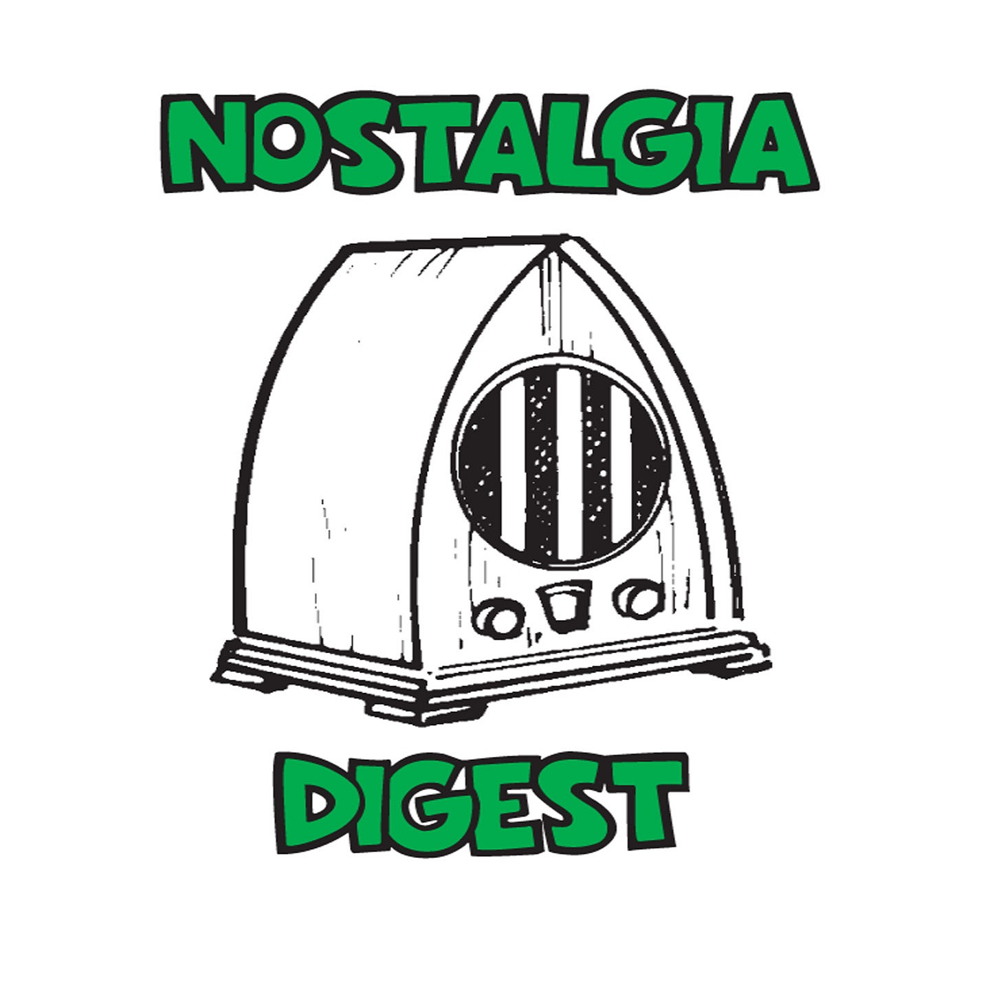Nostalgia Digest Podcast